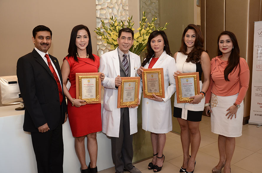 Awarding of NABH International Accreditation to Belo Medical Group