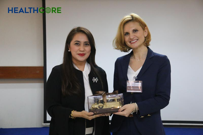 HealthCore Patient Safety Worksop by Angeliki Katsapi